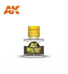 Adhesivo Quick Cement Extra Thin AK12001 40 ml.