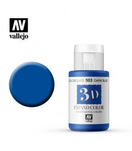 503 Dark Blue Vallejo Expand 3D 35 ml.