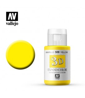 509 Yellow Vallejo Expand 3D 35 ml.