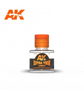 Adhesivo Extra Thin Cement AK12002 40 ml.