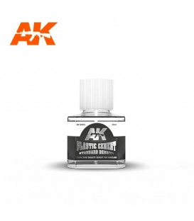 Adhesivo Plastic Cement Standard Density AK12003 40 ml.