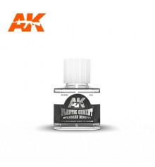 Adhesive Plastic Cement Standard Density AK12003 40 ml.