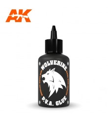 Withe Glue AK12014 Wolverine P.V.A. Glue 100 ml.