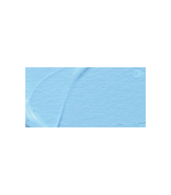 29) Acrylic Vallejo Studio 200 ml. 55 Phthalo Blue Pale