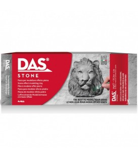 Pate a modeler DAS Stone Effet Pierre 1 Kg.