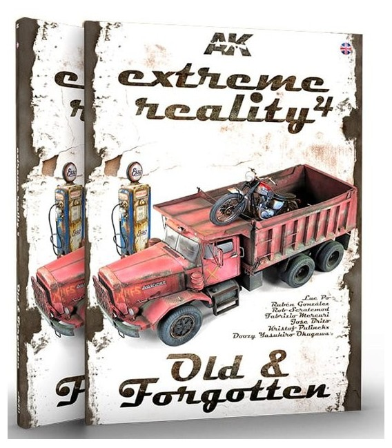 AK511 Extreme Reality 4- Old and Forgotten - English