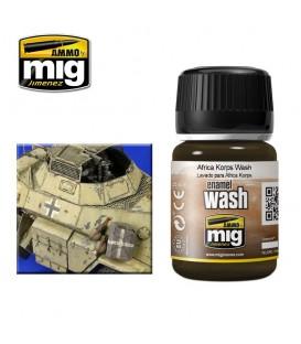 AMIG1001 Afrika Korps wash 35 ml.