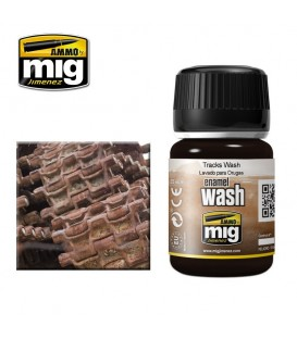 AMIG1002 Tracks wash 35 ml.