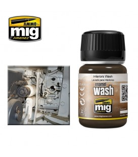 AMIG1003 Interiors wash 35 ml.