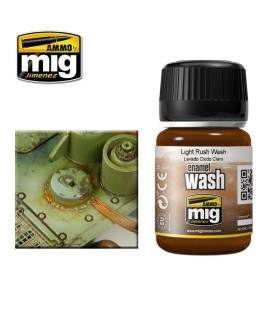 AMIG1004 Light rust wash 35 ml.