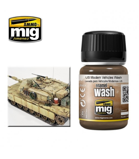 AMIG1007 US modern vehicles wash 35 ml.