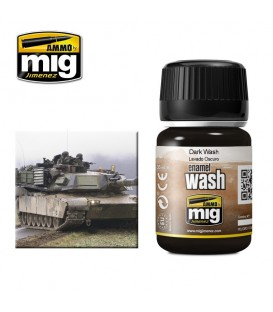 AMIG1008 Dark wash 35 ml.