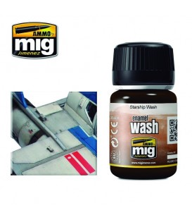 AMIG1009 Starship wash 35 ml.