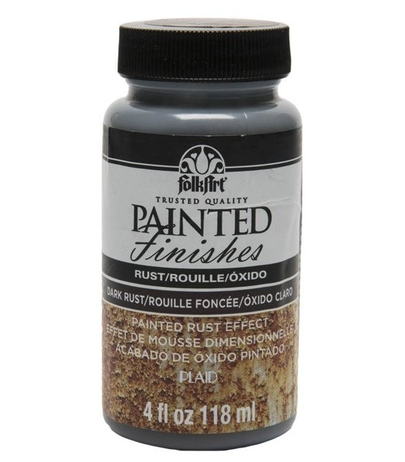 002) 5103 Oxid Fosc Pintura FolkArt Painted finishes 118 ml.
