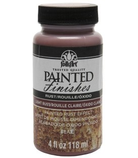 001) 5102 Light Rust FolkArt Painted Finishes 118 ml.