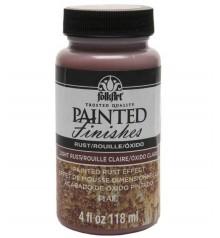 001) 5102 Light Rust FolkArt Painted Finishes 118 ml.