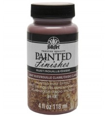 001) 5102 Oxid Clar Pintura FolkArt Painted finishes 118 ml.