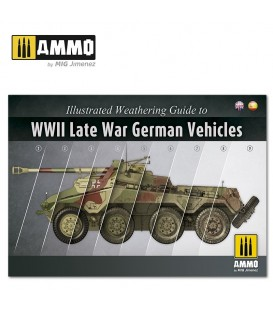 Illustrated Guide of WWII Late German Vehicles (Castellano/English)