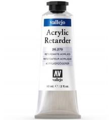 Medium acrílic retardant Vallejo 60 ml.
