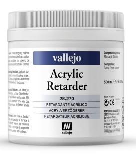 Medium acrílico retardante Vallejo 500 ml.