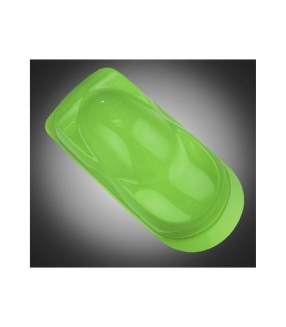 4237 Apple Green Auto Air Transparent (120 ml.)