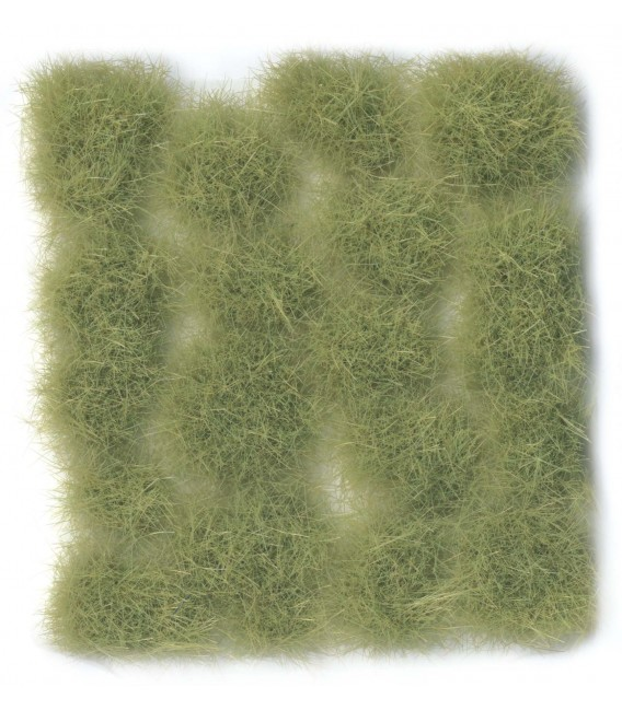 SC426 Light Green Wild Tuft Extra Large 12 mm Vallejo Scenery