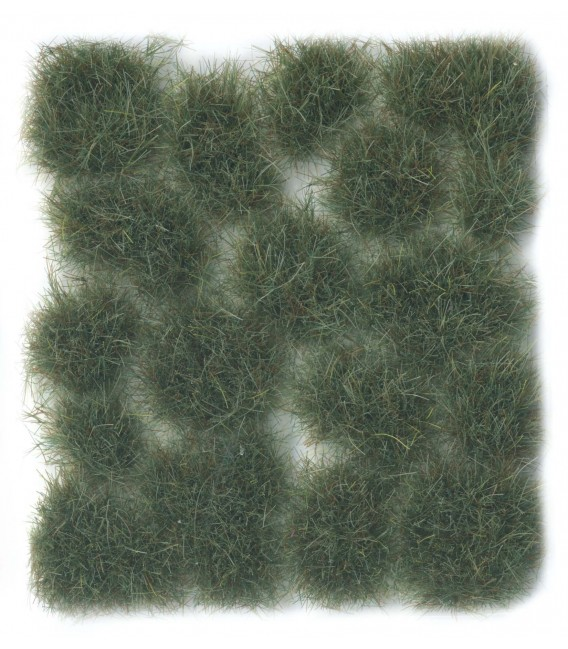 SC427 Strong Green Wild Tuft Extra Large 12 mm Vallejo Scenery