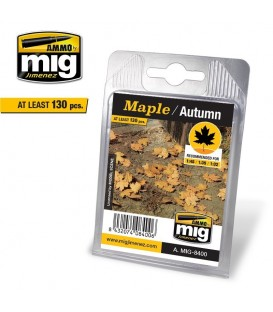 Maple Autumn AMMO Mig Jimenez.