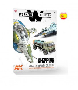 AK4904 Worn Art Collection 02-Chipping - Castellano