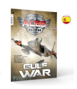 AK2928 Aces High Issue 13 La Guerra del Golfo - Castellano