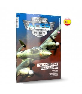 AK2930 Aces High Issue 14 Twin-engine Warriors - Castellano
