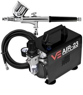 Kit aerographie AIR-23 + Solo 03