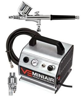 Kit aerographie Mini Air + Solo 03
