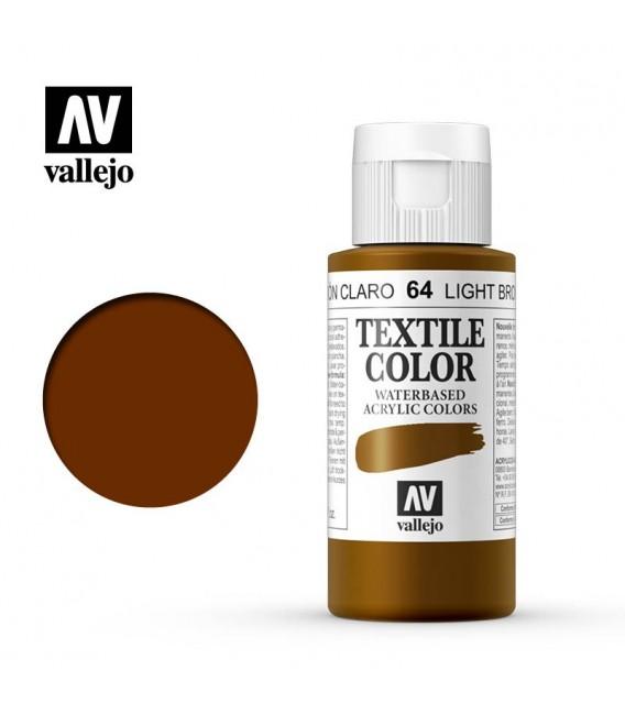 64 Tobac Textile Color Vallejo 60 ml.