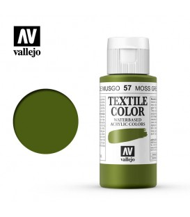 57 Verd Molsa Textile Color Vallejo 60 ml.
