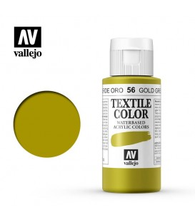 56 Verd Or Textile Color Vallejo 60 ml.