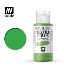 55 Mint Textile Color Vallejo 60 ml.