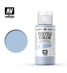 46 Blau Clar Textile Color Vallejo 60 ml.