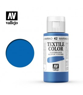 42 Violet Blue Textile Color Vallejo 60 ml.