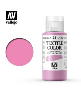 28 Orchid Textile Color Vallejo 60 ml.