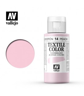 14 Pressec Textile Color Vallejo 60 ml.