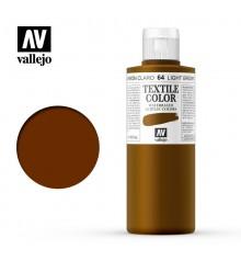 64 Tobac Textile Color Vallejo 200 ml.