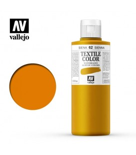 62 Siena Textile Color Vallejo 200 ml.