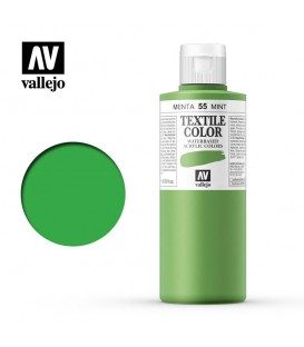 55 Mint Textile Color Vallejo 200 ml.