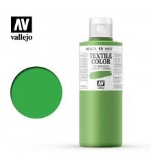 55 Mint Textile Color Vallejo 200 ml.