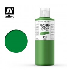 52 Green Textile Color Vallejo 200 ml.