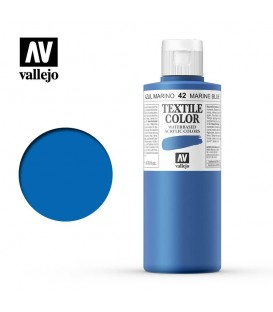 42 Violet Blue Textile Color Vallejo 200 ml.