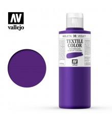 36 Parma Violet Textile Color Vallejo 200 ml.