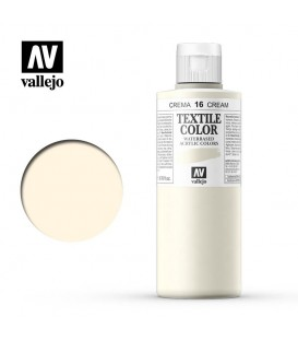 16 Buttermilk Textile Color Vallejo 200 ml.