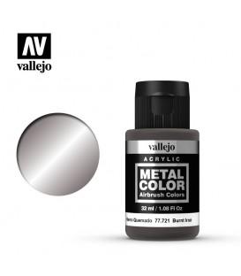 77.721 Burnt Iron Metal Color 32 ml.
